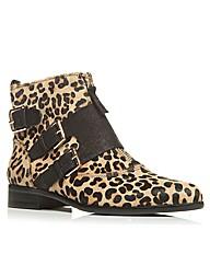 Moda in Pelle Cobalt Ladies Boots
