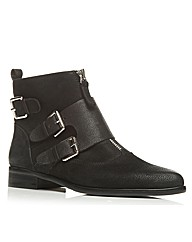Moda in Pelle Cobalt Ladies Boots