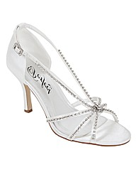 Perfect Diamante Strippy Sandal