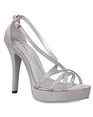 VT Collection Diamante Strippy Sandal