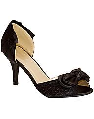 VT Collection Lace Evening Shoe