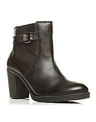 Moda in Pelle Carbon Ladies Boots