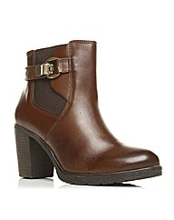 Moda in Pelle Carbon Ladies Boots