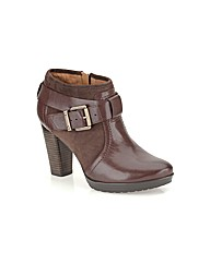 Clarks Womens Malpas Dallas Standard Fit