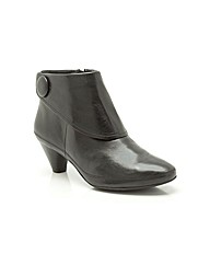 Clarks Womens Lucilla Denny Wide Fit