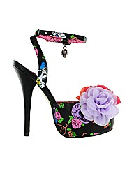 Iron Fist Sweet Tooth Flower Platform
