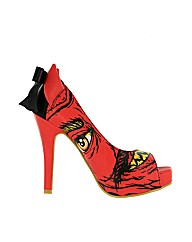 Iron Fist Soul Stealer Peep Toe Platform
