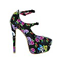 Iron Fist Sweet Tooth Strappy Platform