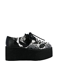 Iron Fist Loose Tooth Platform Creeper