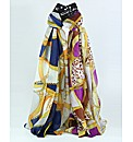 Thomas Calvi Scarf Set Two Scarves