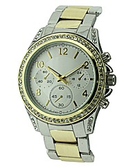 BDV quartz analogue watch
