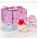 Bath Bomb Pretty In Pink Set