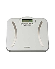 Salter Silver Body Analyser Scales