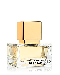 David Beckham Intimately Yours EDT 30ml