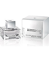 David Beckham Intimately Men EDT 50ml