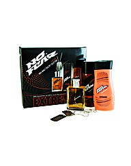 No Fear Extreme 100ml Edt 4pc Gift Set