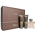 Baldessarini Ambr� 50ml Edt 3pc Set Him
