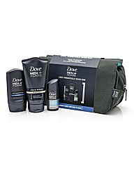 Dove Men Care Daily Essentials Washbag