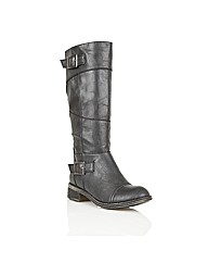 Lotus Enclave High Leg Boots