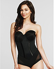 Easy-Up Strapless Shaping Body