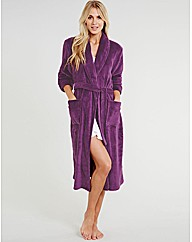 Snuggle Shawl Collar Robe