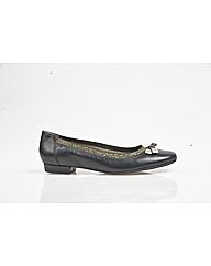 Van Dal Noma - Black Shoe