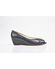 Van Dal Tampa - Marine Navy Shoe