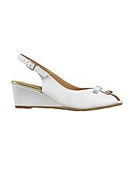 Meade - Bright White Sandal
