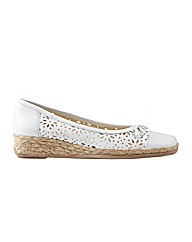 Van Dal Monteray - Bright White Shoe