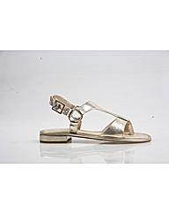 Van Dal Lee - Gold Sandal