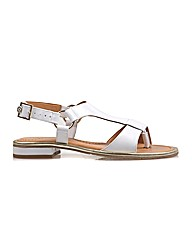 Van Dal Lee - Bright White Sandal