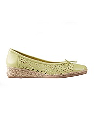 Monteray - Lime Shoe