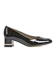 Van Dal Gillingham - Black Patent Shoe