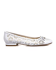 Marianna - Bright White Shoe