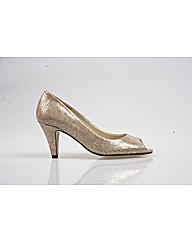 Van Dal Walsingham - Taupe Met Prt Shoe