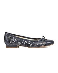 Marianna - Marine Navy Shoe