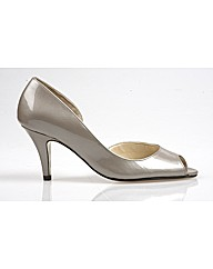 Morston - Champagne Feature Shoe