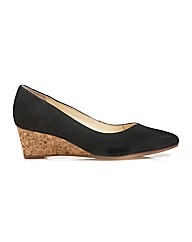 Van Dal Hanover - Black Sde/Platino Shoe