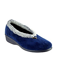 Cotswold Broadway Womens Slipper