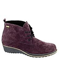 Cotswold Prinknash Ladies Suede Ankle