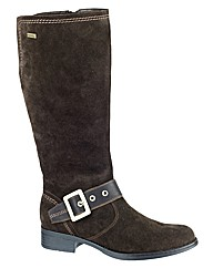 Cotswold Hilcot Suede Womens Knee High