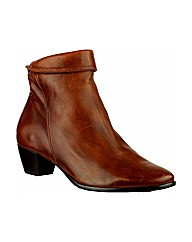 Riva Armadillo Leather Boot