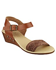 Riva Barbados Leather Womens Sandals