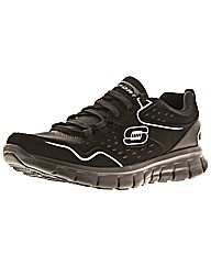 Skechers Ladies Synergy A Lister Trainer