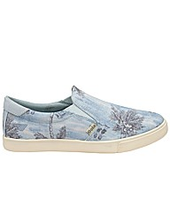 Gola Delta Aloha ladies pumps