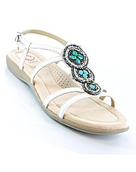 Earth Spirit Florida Sandal