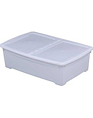 32 Litre Underbed Storage Boxes-Set of 4