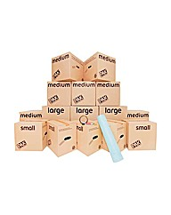 StorePAK Moving House Pack - 15 Boxes