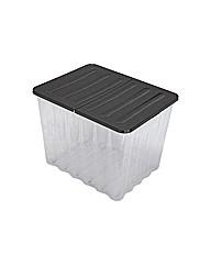 110L Supa Nova Plastic Storage Crate