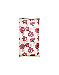 6ft Elissia Poppy Roller Blind